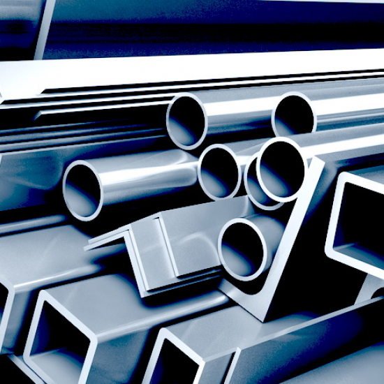 Алюминий и нержавеющая сталь