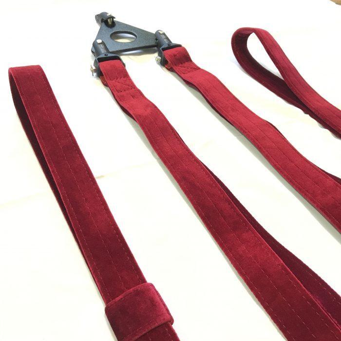 aerial straps loops