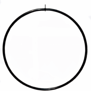 Aerial hoop lyra circus props