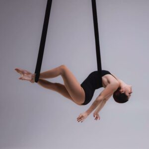 aerial looped straps