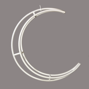 Aerial hoop moon
